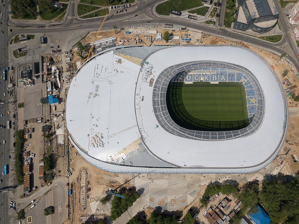 Московски Динамо добија нови стадион!