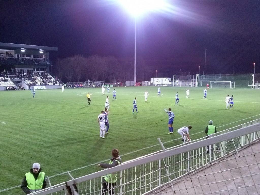 Навијачи Београда разочарани отишли са стадиона Чукаричког