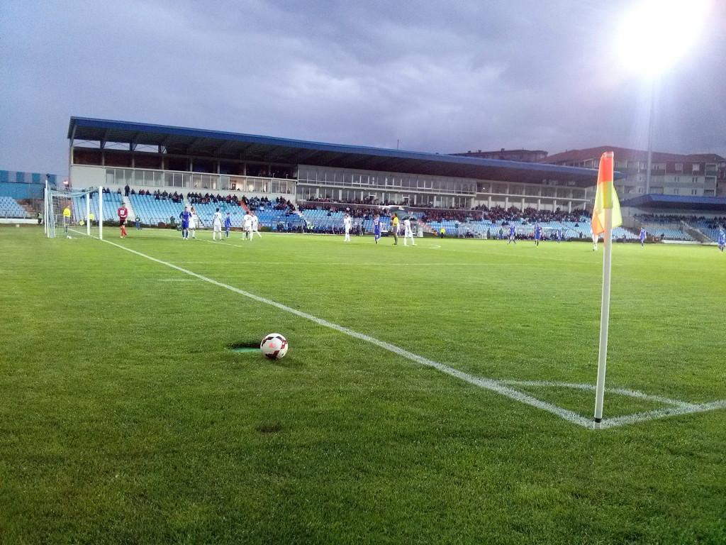 ФК Јагодина – ОФК Београд 0-2 (0-2)