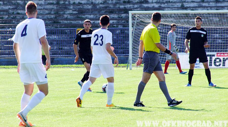 ОФК Београд – ФК Доњи Срем 0-1 (0-0)