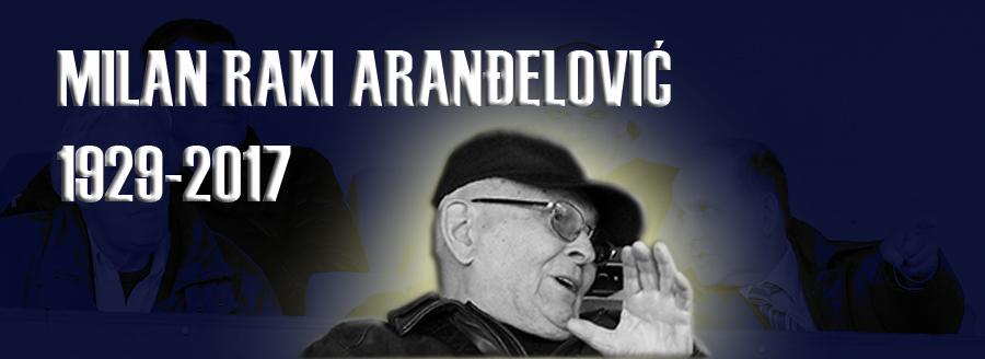 МИЛАН РАКИ АРАНЂЕЛОВИЋ