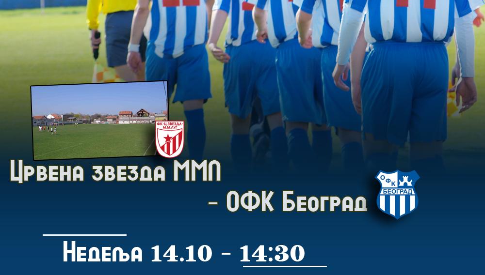 У Недељу 14.10 – Београд гостује у ММЛ